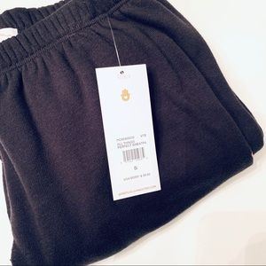 Spiritual Gangster Pants & Jumpsuits - Spiritual Gangster All Things Grey Pink Sweatpants